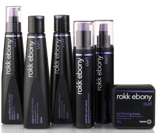 rokk ebony curl