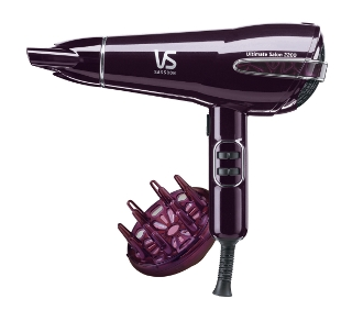 vs sassoon salon dryer