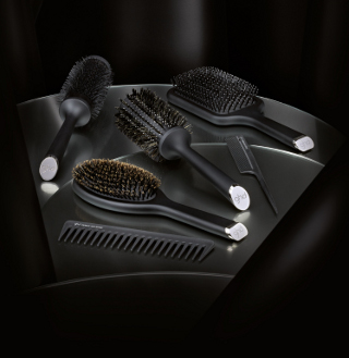 ghd Retail Brush range