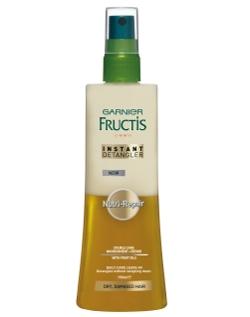 Fructis Instant detangler