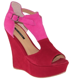 Tony Bianco 'Fairlie' Wedges $180 SANTINI_Westfield centres