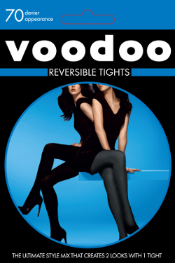 voodoo reversible-tights