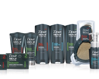 Dove Men+Care Range Shot