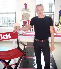 Kit Cosmetics.JK Jemma Kidd.Korben.International Makeup Artist