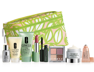 clinique gift with purchase
