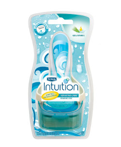 intuition sensitive razor