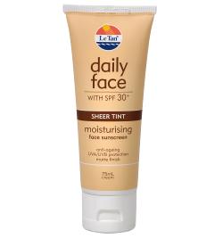 Daily Face sheer tint