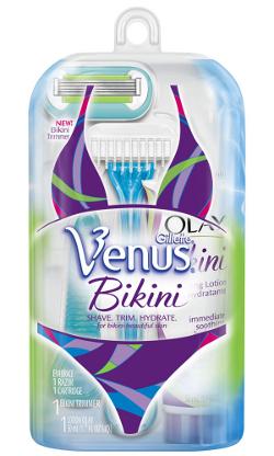 Venus Bikini Trimmer set