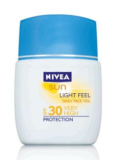 nivea sun