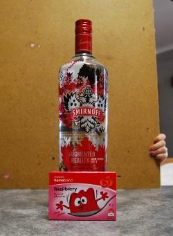 vodka and jelly shots
