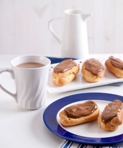 Royal Chocolate Eclairs