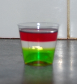 mexican jelly shot